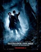 Sherlock Holmes: A Game of Shadows official poster
