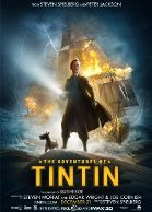 The Adventures of Tintin official poster