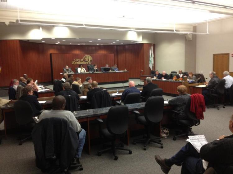 Kankakee City Council Mar 5, 2012 Marc Wakat images original