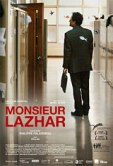 Monsieur Lazhar official poster