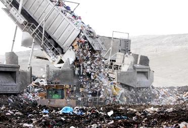 Republic Services Newton County, IN, landfill